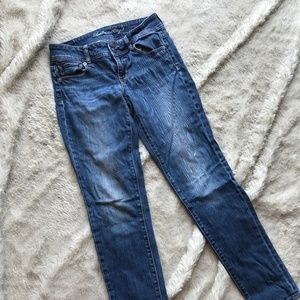 American Eagle Stretch Skinny Fit Denim